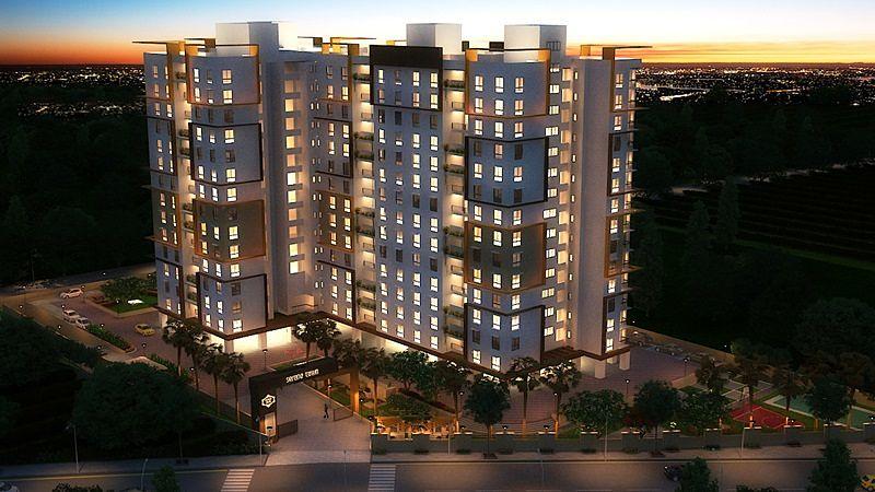 VBHC Serene Town Kannamangala Bangalore 5449
