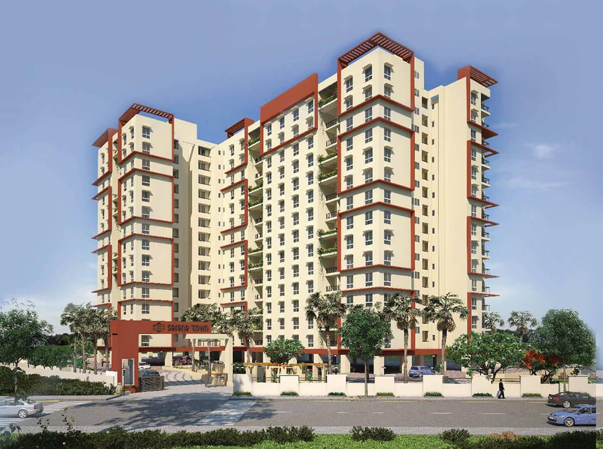 VBHC Serene Town Kannamangala Bangalore 5450