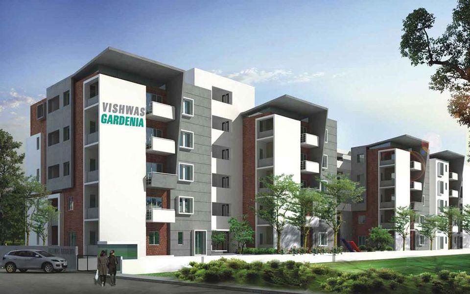 Vishwas Gardenia Benson Town Bangalore 5568