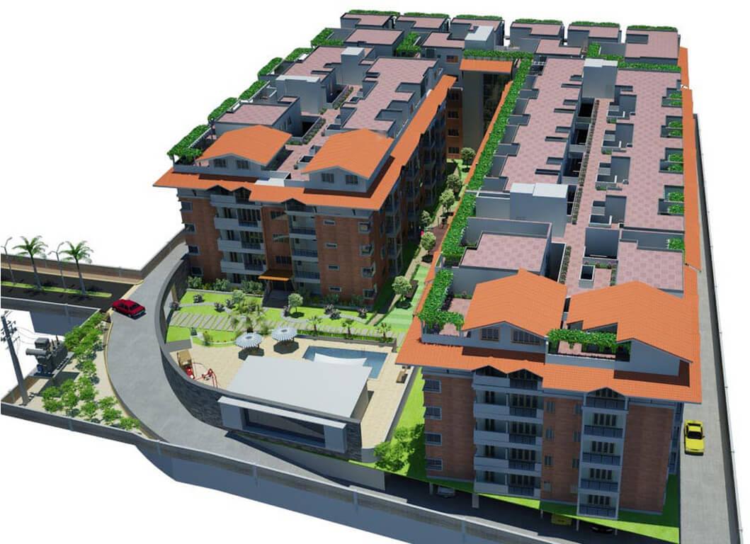 VKC Chourasia Manor Phase 2 Panathur Bangalore 5584