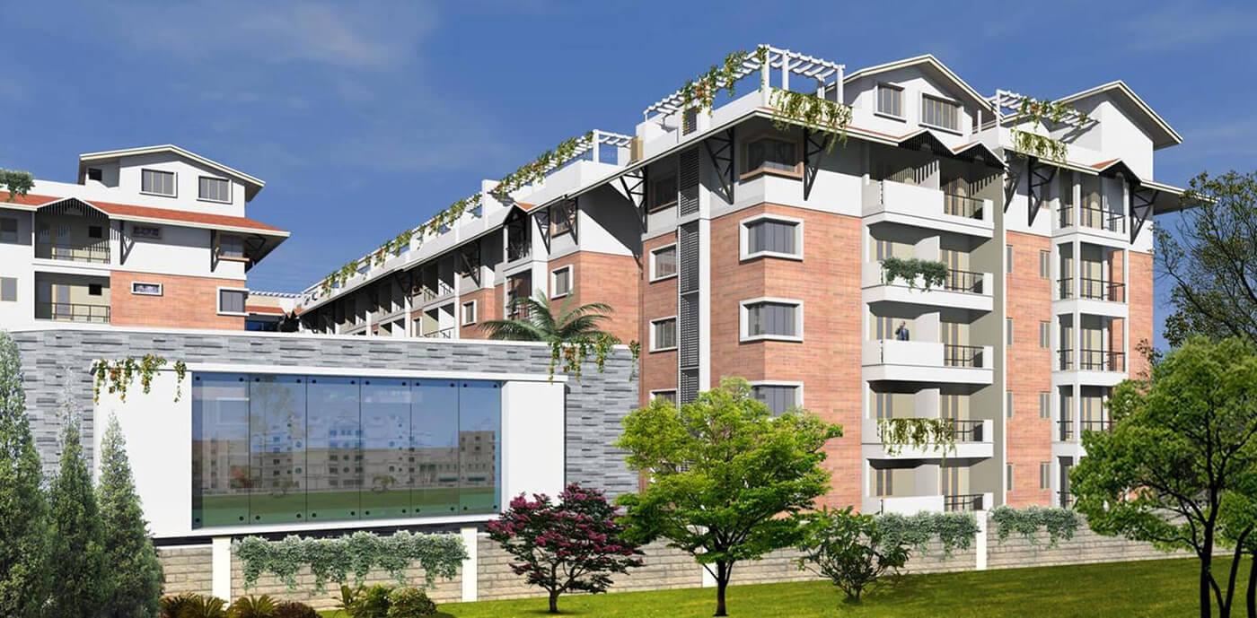 VKC Chourasia Manor Phase 2 Panathur Bangalore 5585