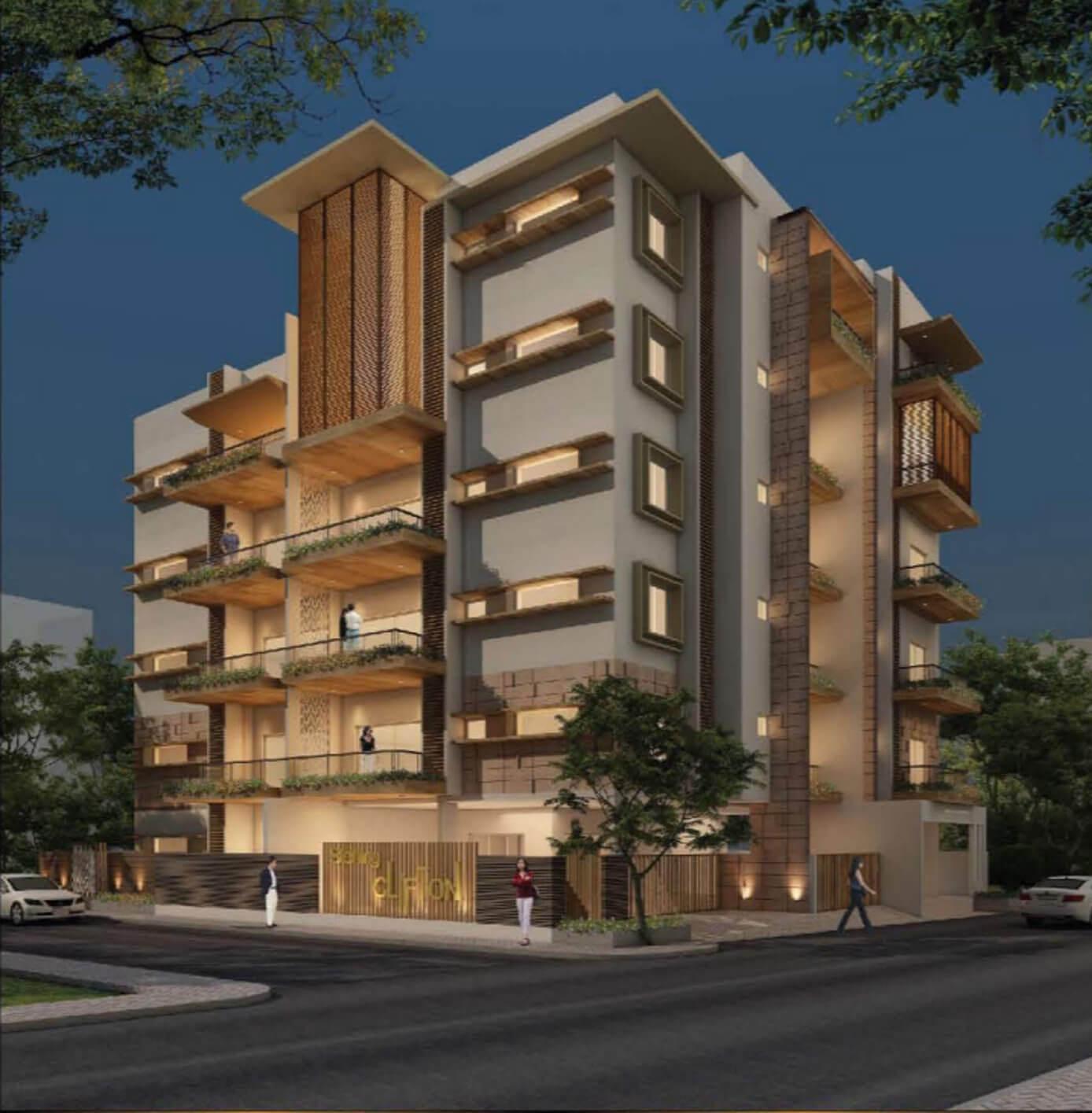 Zaffars Sterling Clifton Benson Town Bangalore 5648
