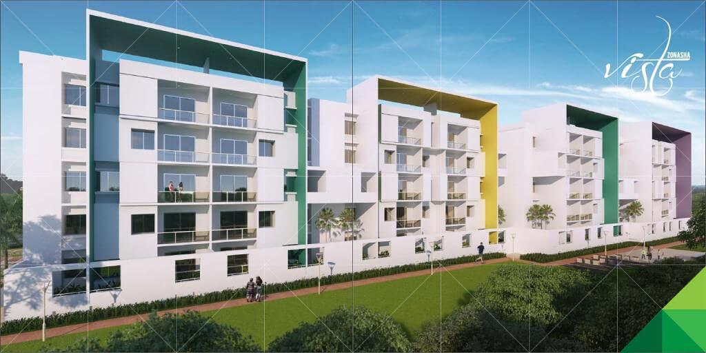 Zonasha Vista Harlur Bangalore 5674