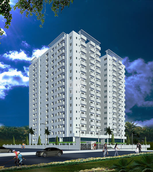 GR Heights JP Nagar 8th Phase Bangalore 5676