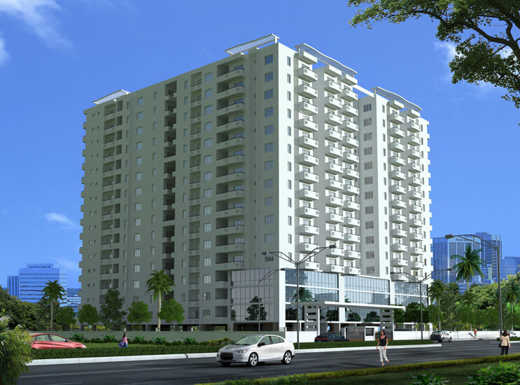 GR Heights JP Nagar 8th Phase Bangalore 5677