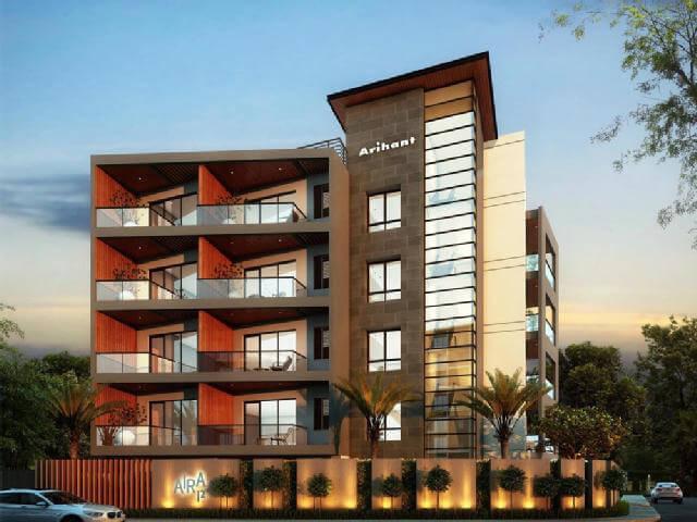 Arihant Aira Egmore Chennai 5931