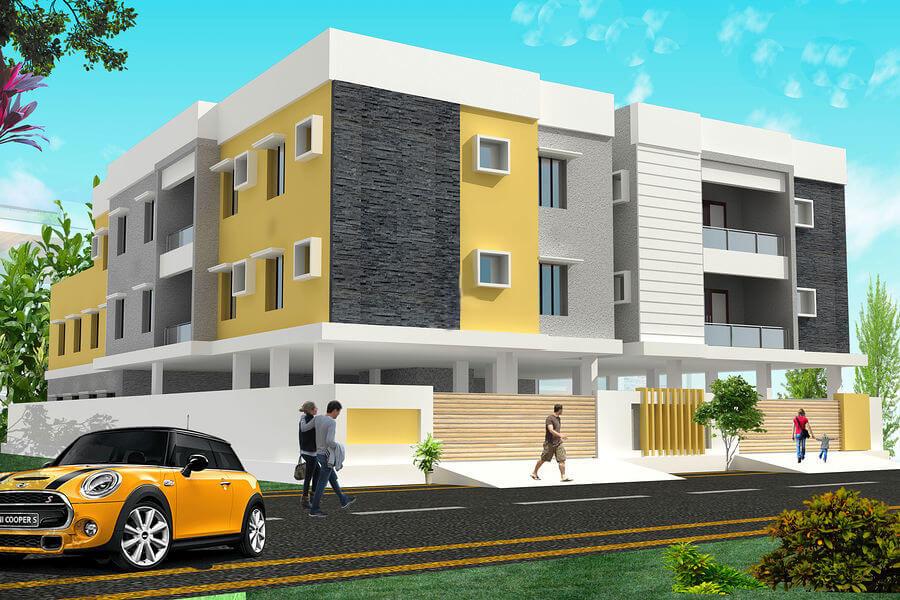 India Anugraha Anna Nagar Chennai 5969