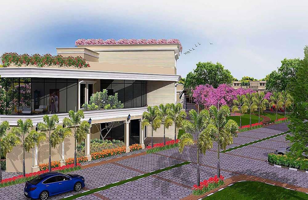 NVT Arcot Vaksana Villa Sarjapur Bangalore 6115