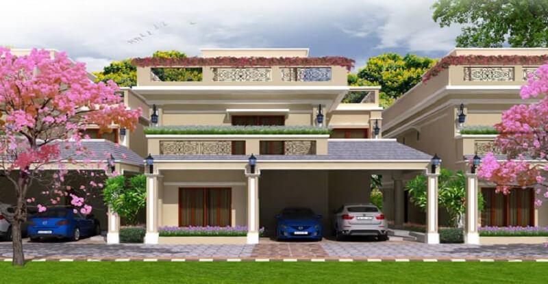 NVT Arcot Vaksana Villa Sarjapur Bangalore 6117