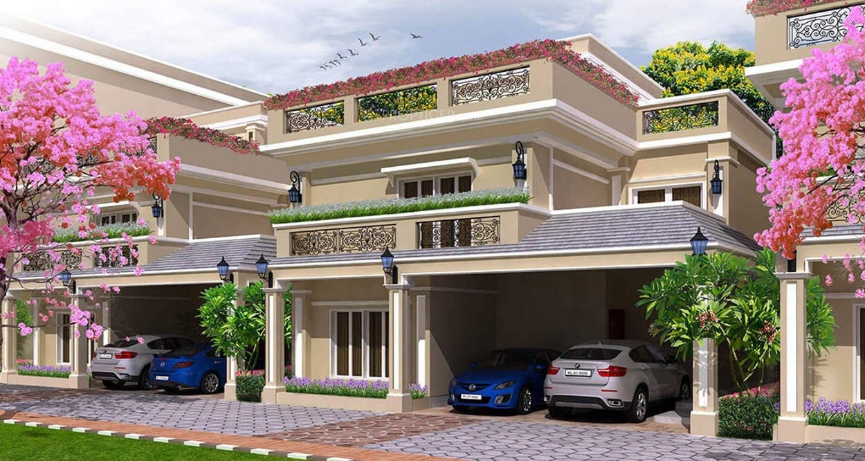 NVT Arcot Vaksana Villa Sarjapur Bangalore 6118