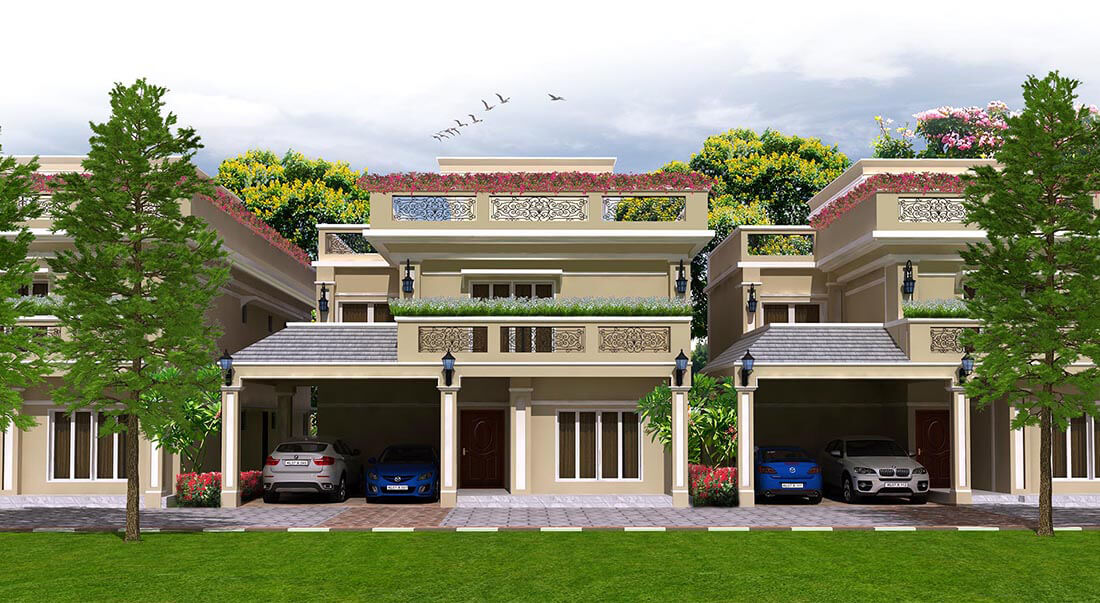 NVT Arcot Vaksana Villa Sarjapur Bangalore 6120