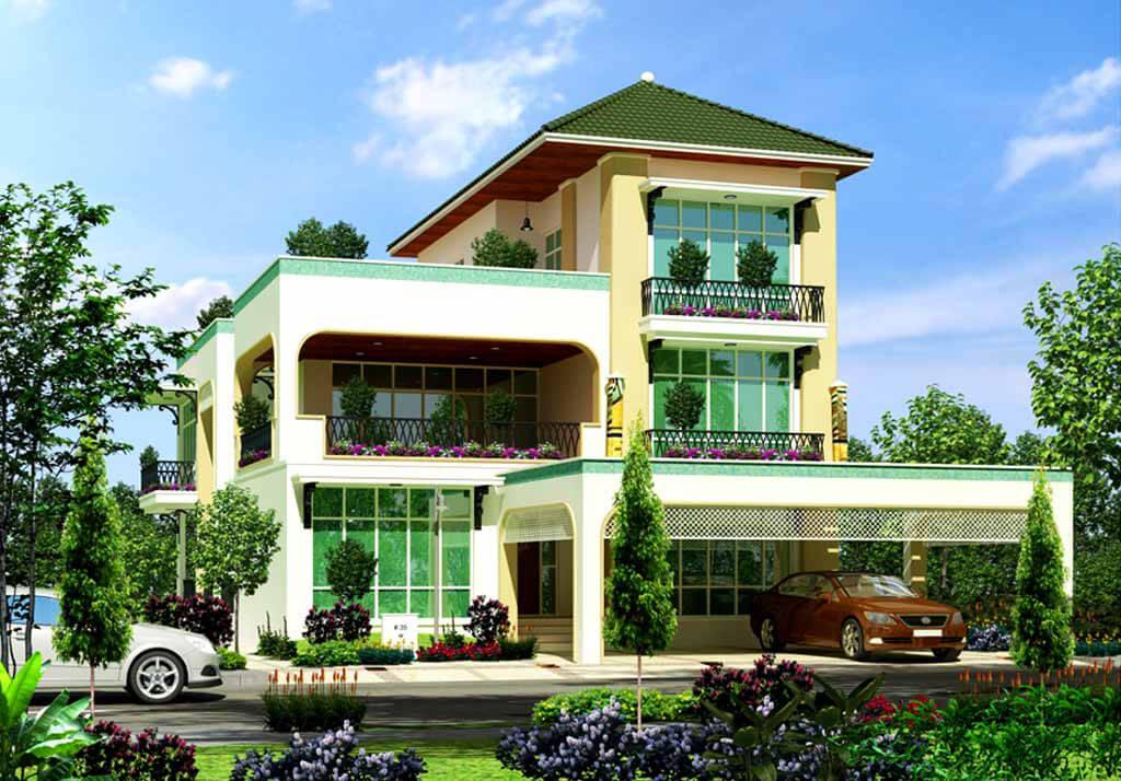 Prestige-Ajmal Mayberry Villa Whitefield Bangalore 6136