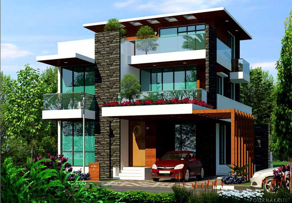 Prestige-Ajmal Mayberry Villa Whitefield Bangalore 6137