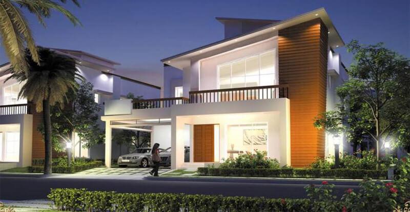 Prestige-Ajmal Mayberry Villa Whitefield Bangalore 6138
