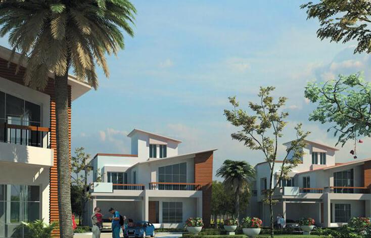 Prestige-Ajmal Mayberry Villa Whitefield Bangalore 6140