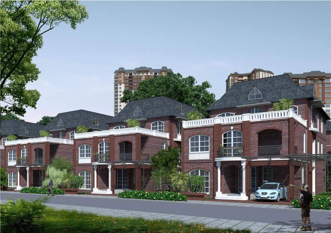 Prestige Lakeside Habitat Villas Whitefield Road Bangalore 6212