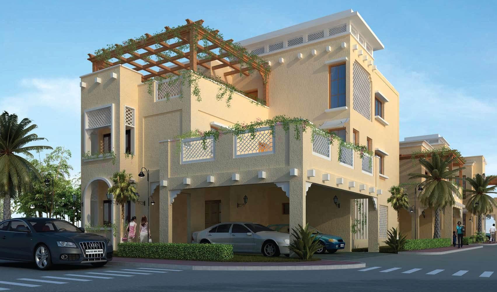 Prestige Silver Oak Villa Whitefield Road Bangalore 6243