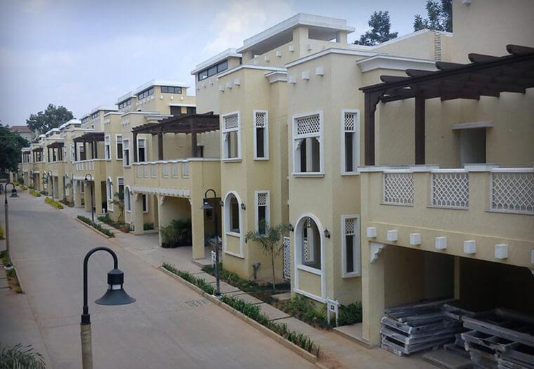 Prestige Silver Oak Villa Whitefield Road Bangalore 6246
