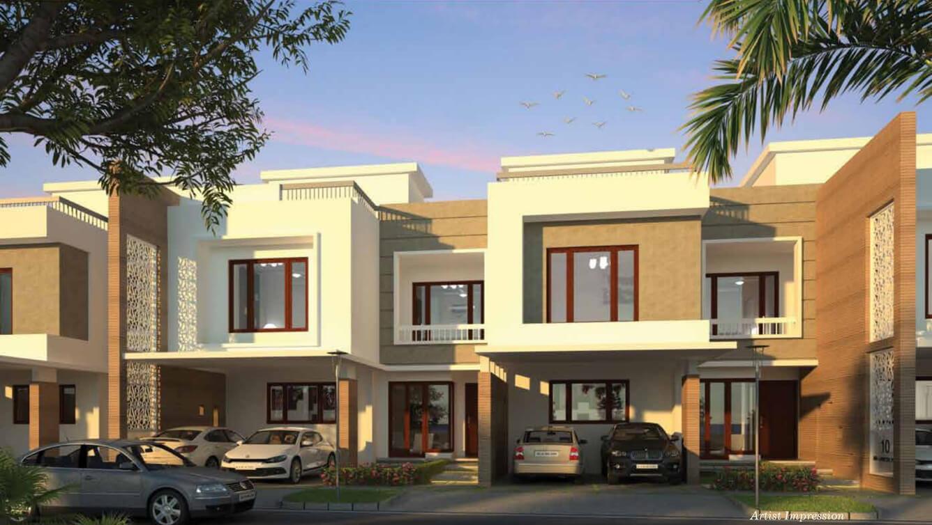 Prestige Woodside Villa Yelahanka Bangalore 6303