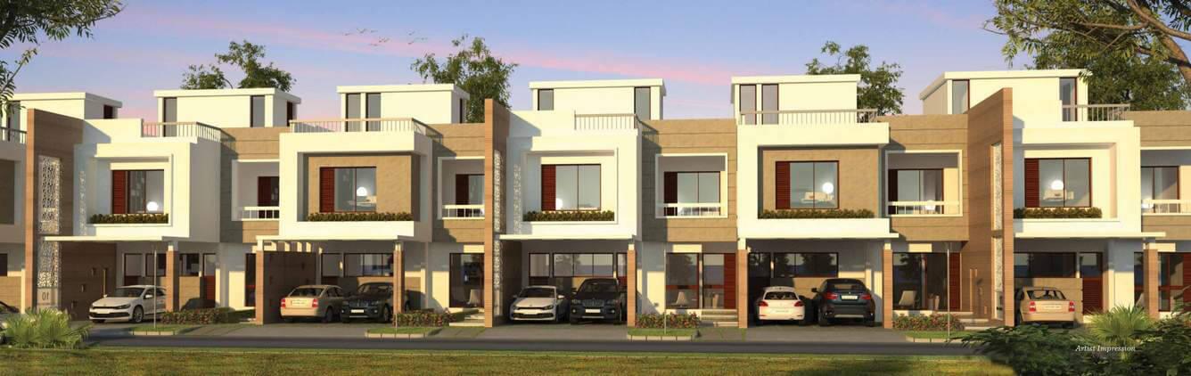 Prestige Woodside Villa Yelahanka Bangalore 6306