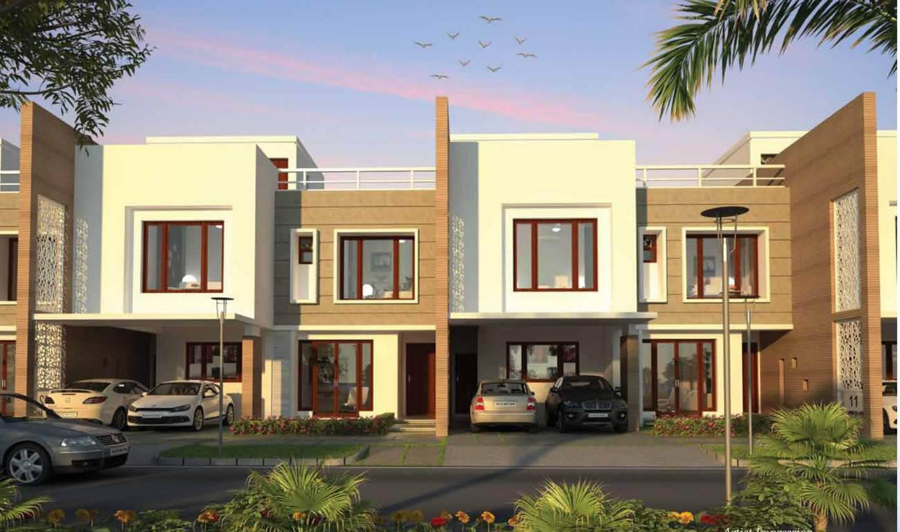 Prestige Woodside Villa Yelahanka Bangalore 6307