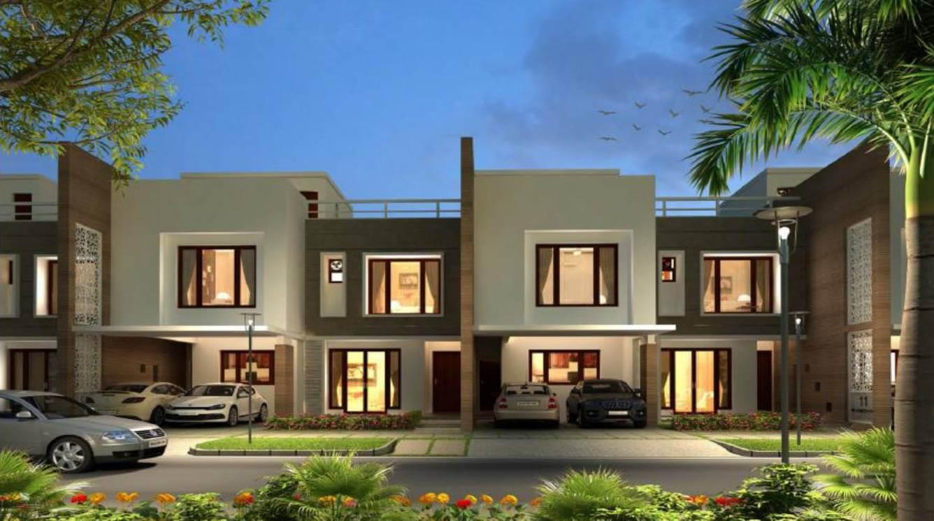 Prestige Woodside Villa Yelahanka Bangalore 6308