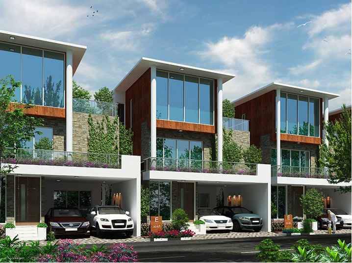 Shravanthi Oakridge Villa Banashankari Bangalore 6328