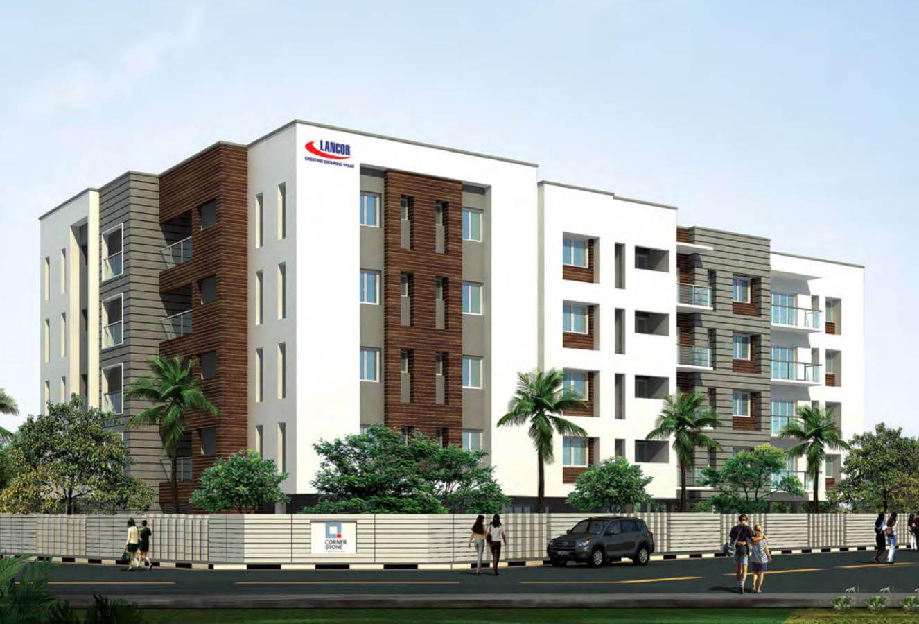 Lancor Corner Stone Nanganallur Chennai 6527