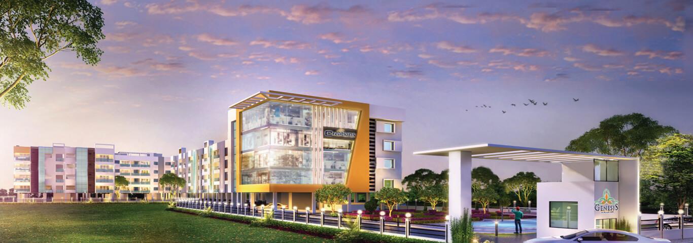 Creations Genesis Navalur Chennai 6532