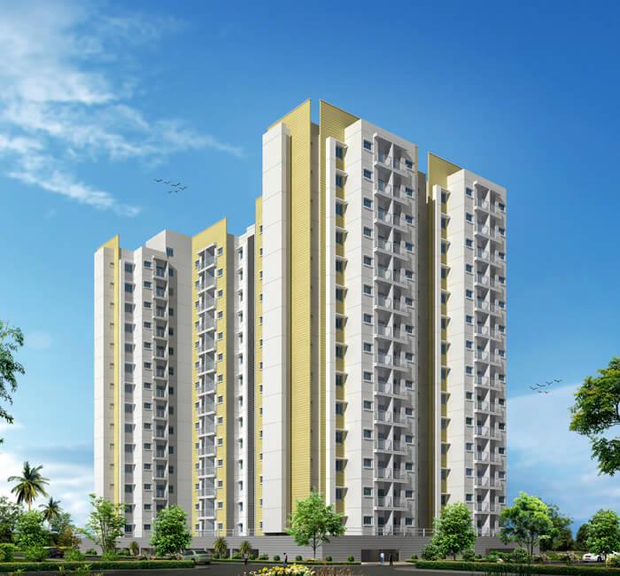L&T Eden Park Phase II Off OMR Chennai 6621