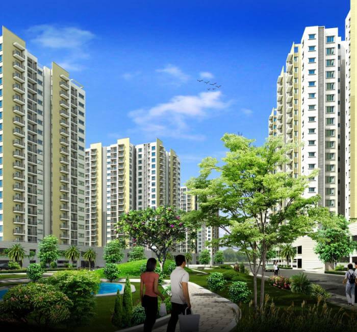 L&T Eden Park Phase II Off OMR Chennai 6622