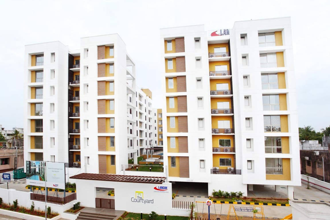 Lancor The Courtyard Nanganallur Chennai 6627