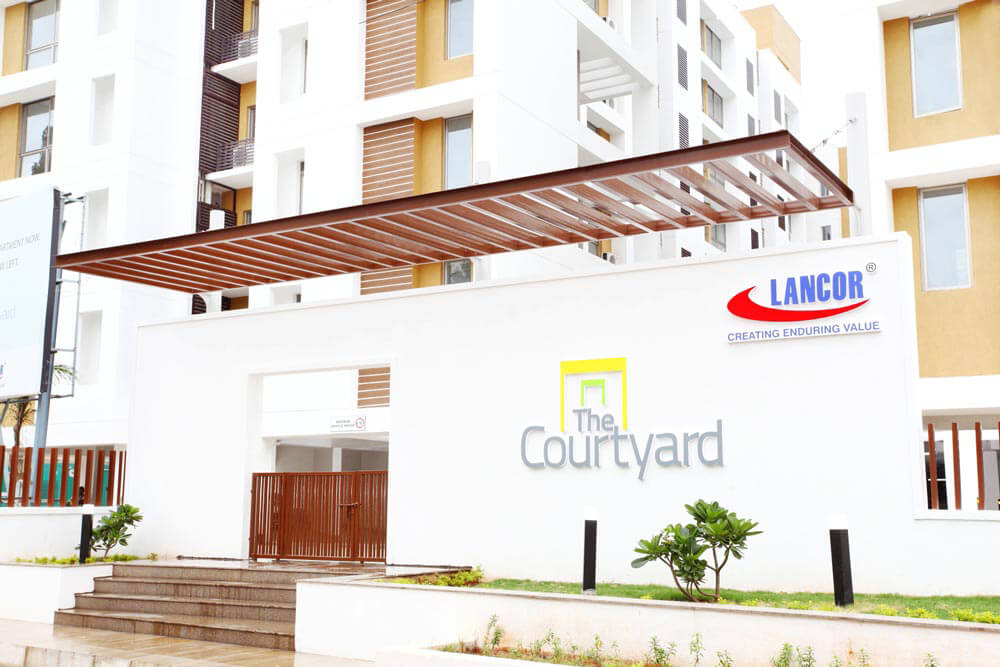 Lancor The Courtyard Nanganallur Chennai 6628