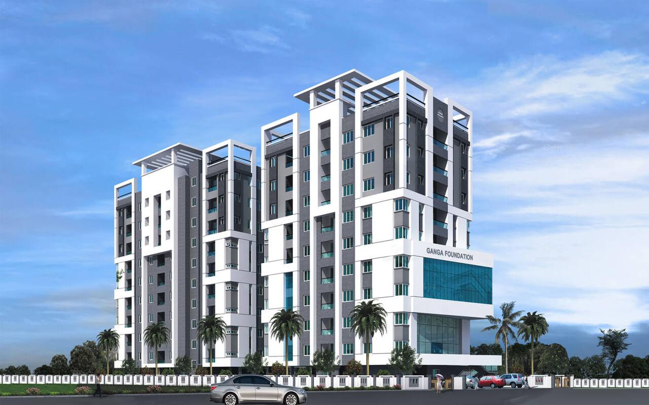 Ganga Ishana Apartments Kolathur Chennai 6739