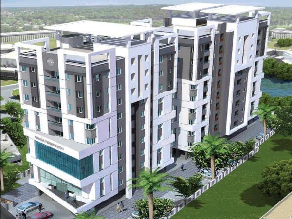 Ganga Ishana Apartments Kolathur Chennai 6740