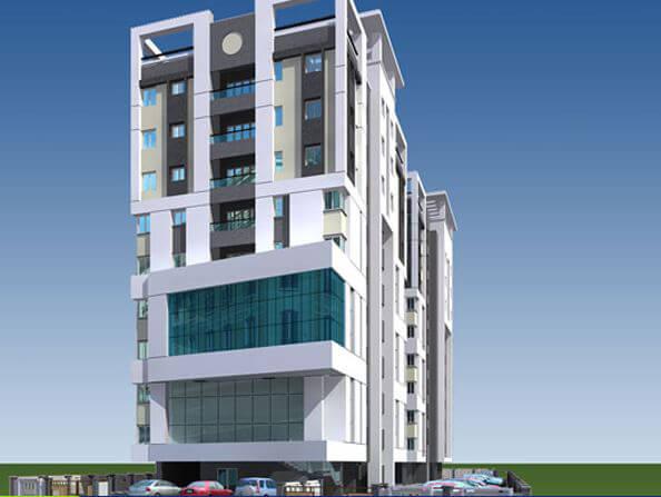 Ganga Ishana Apartments Kolathur Chennai 6743