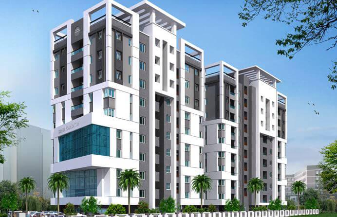 Ganga Ishana Apartments Kolathur Chennai 6744