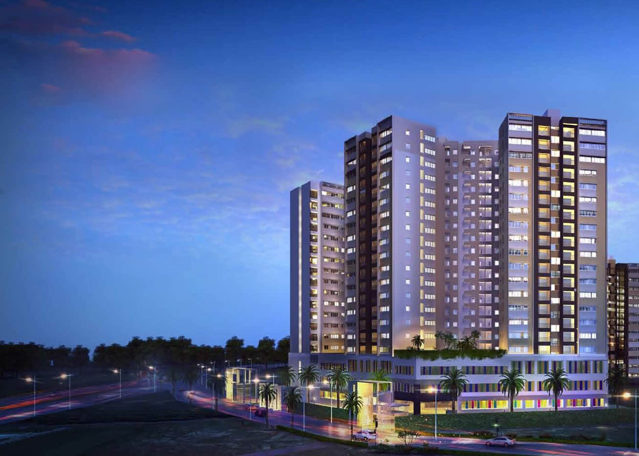 Godrej Azure Amenities
