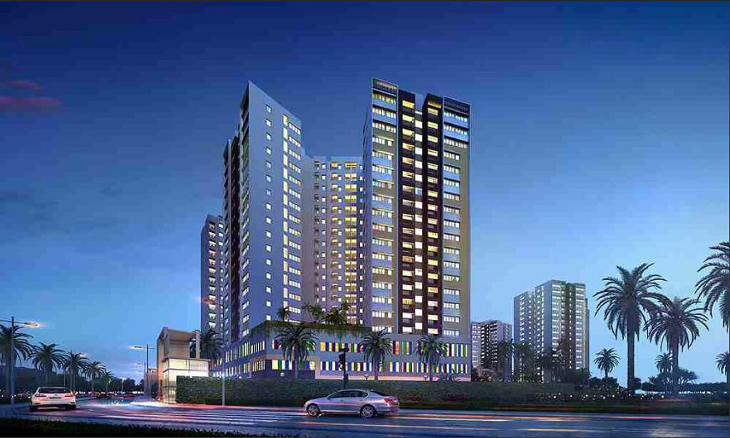 Godrej Azure Possession