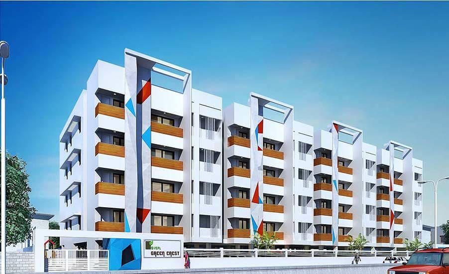 GVSPL Green Crest Anna Nagar Chennai 6912