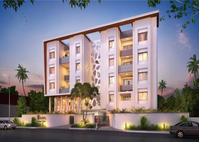 GVSPL Green Park Nungambakkam Chennai 6914