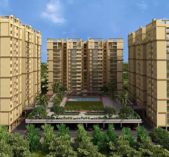 Pacifica Aurum Happiness Towers OMR Chennai 6929