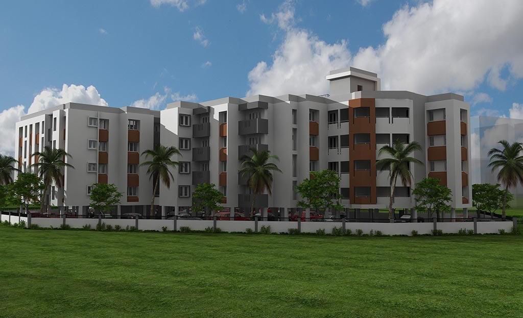 Ramaniyam Sarovar Velacheri Chennai 6980
