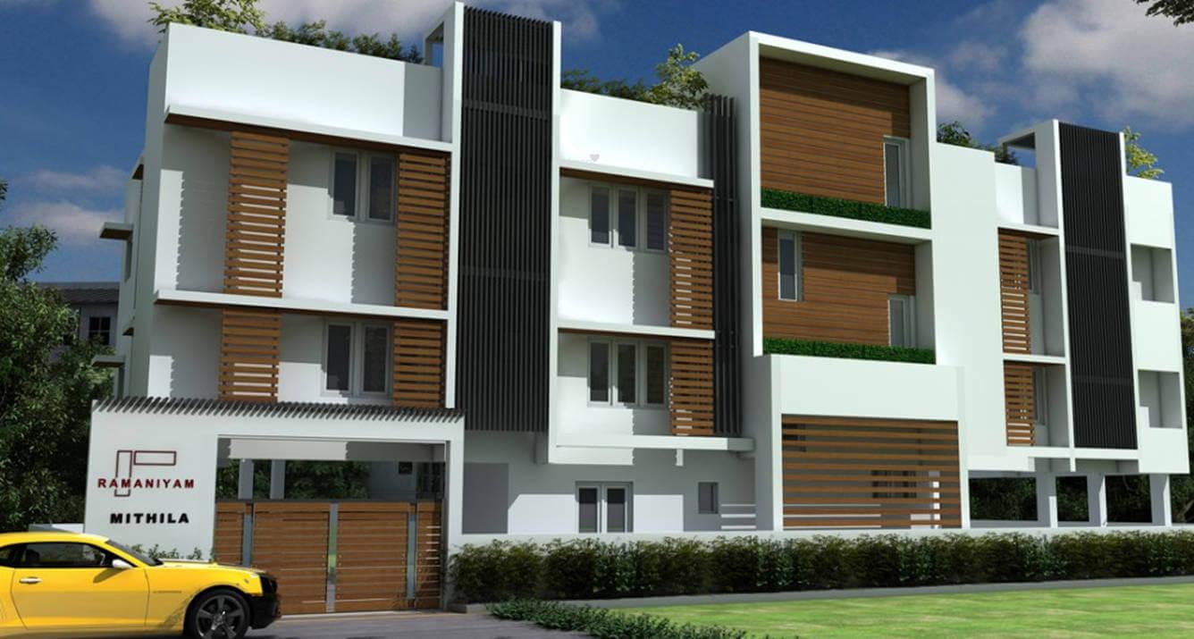 Ramaniyam Mithila Indira Nagar Chennai 7002