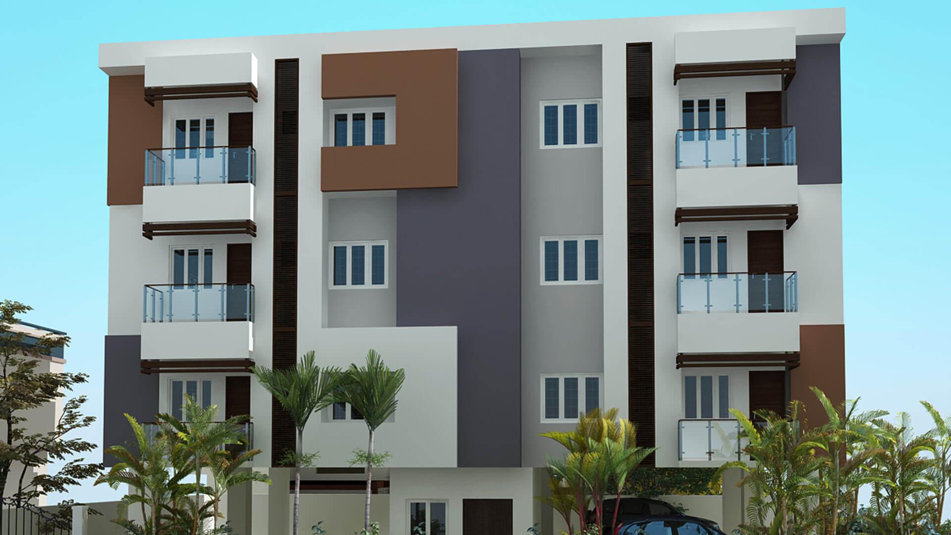 Ramaniyam Meenakshi Nivas Mugalivakkam Chennai 7003