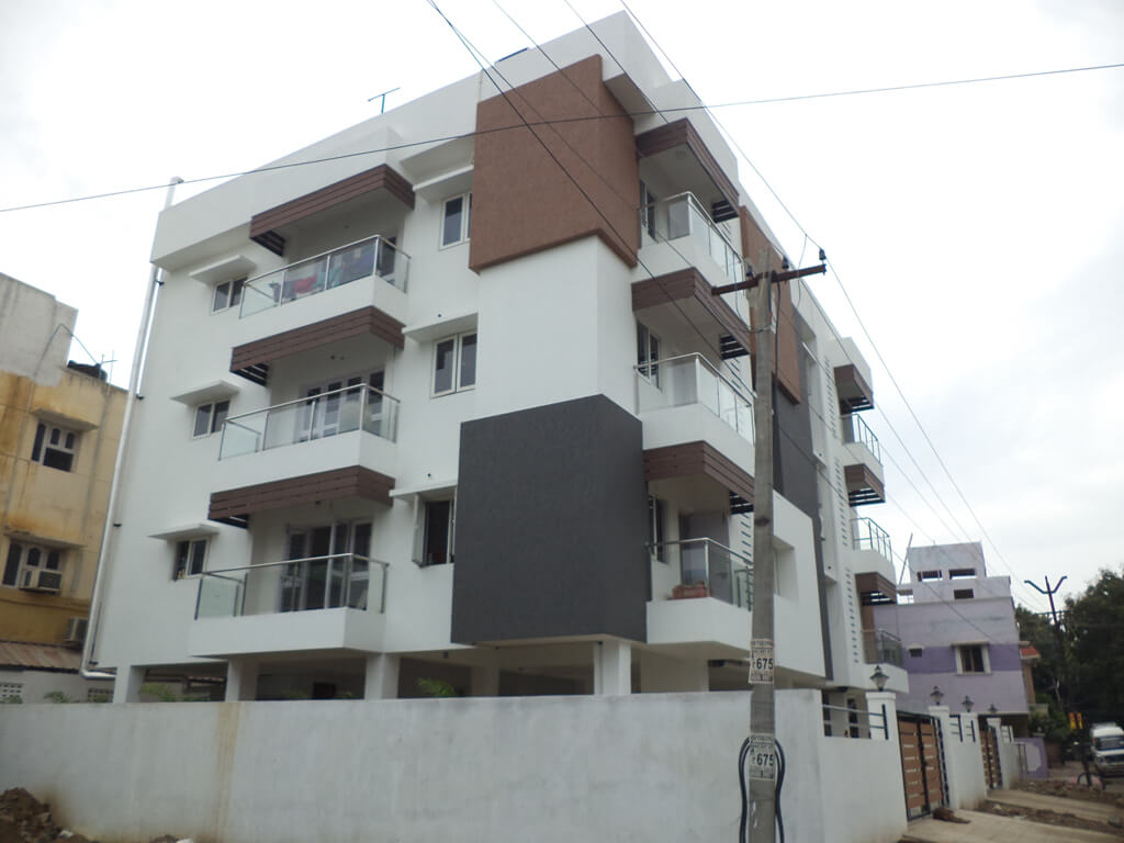 Ramaniyam Meenakshi Nivas Mugalivakkam Chennai 7004