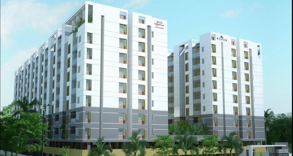 Ramaniyam Magnum Perungudi Chennai 7014