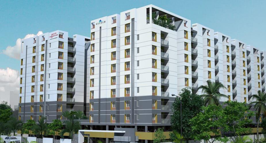 Ramaniyam Magnum Perungudi Chennai 7015