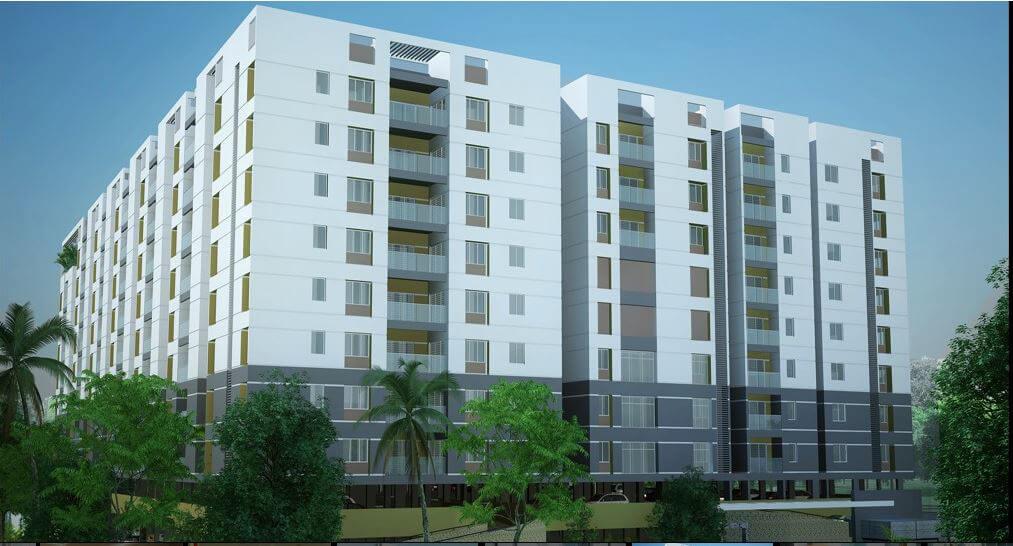 Ramaniyam Magnum Perungudi Chennai 7016