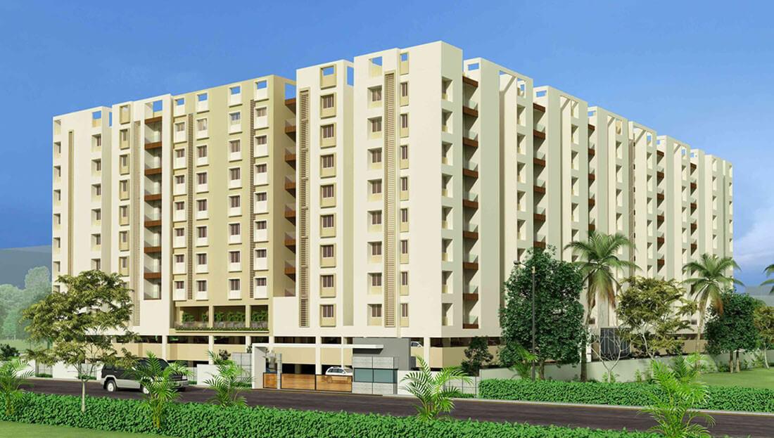 Ramaniyam Magnum Perungudi Chennai 7018